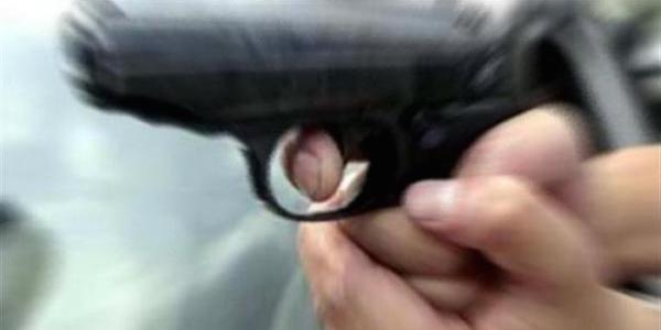 Carabiniere ferito da colpo arma fuoco