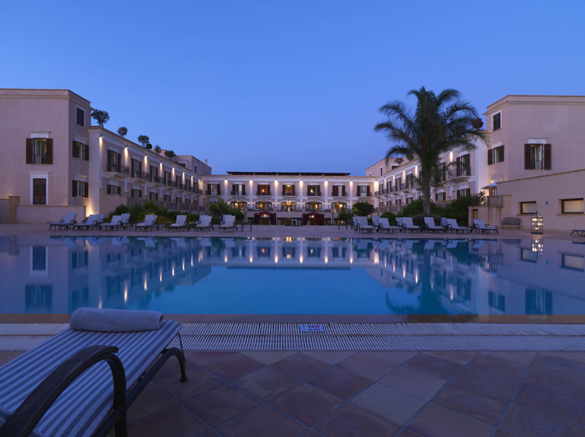 Mazara al giardino di costanza i festeggiamenti per il 25 anniversario di blu hotels - Giardino di costanza resort blu hotels ...