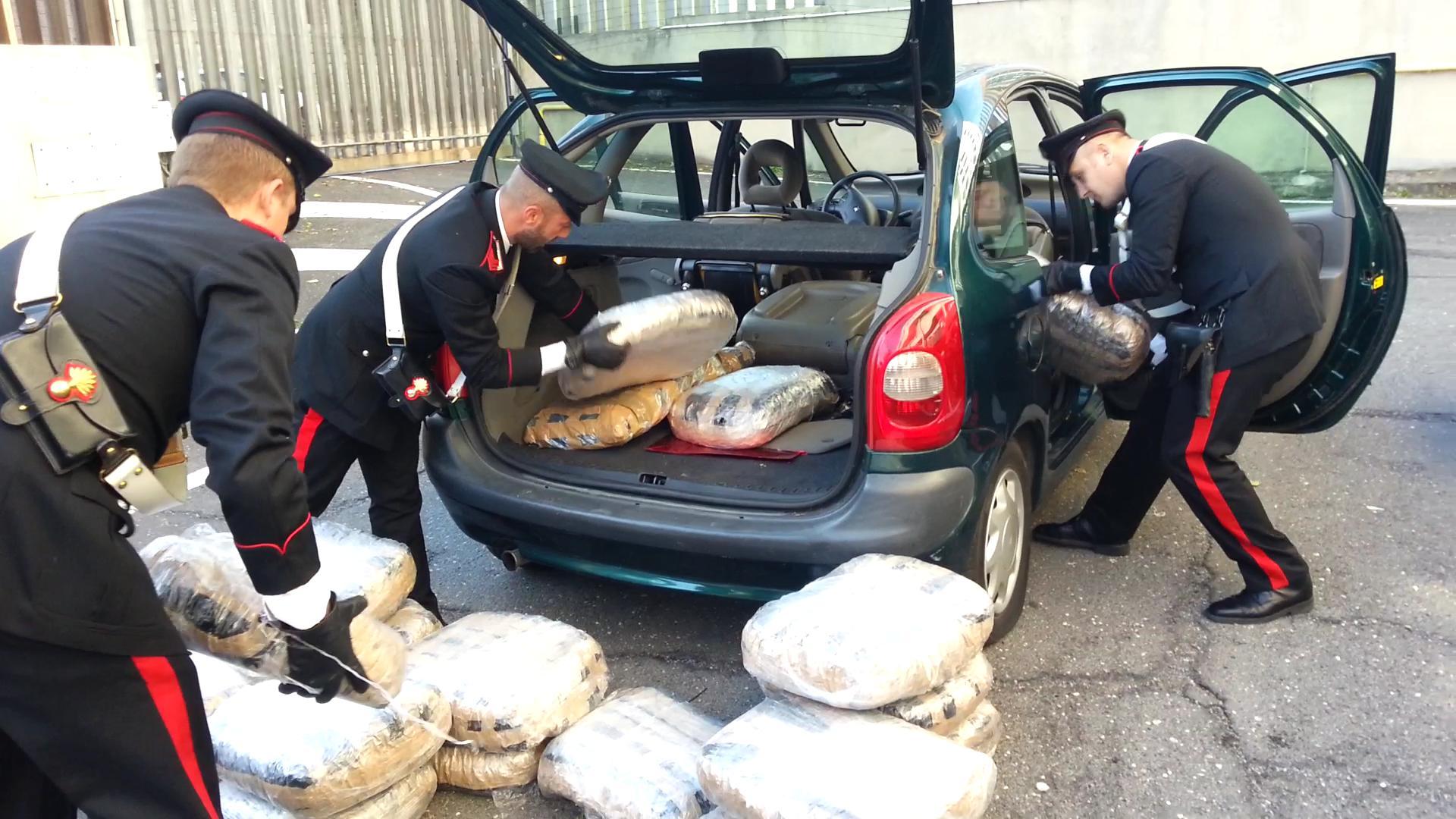 Operazione Cc a Palermo, 7 arresti