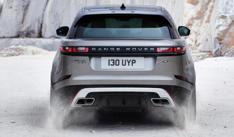 Nuova Range Rover Velar La Prima Sport Utility Coup 232