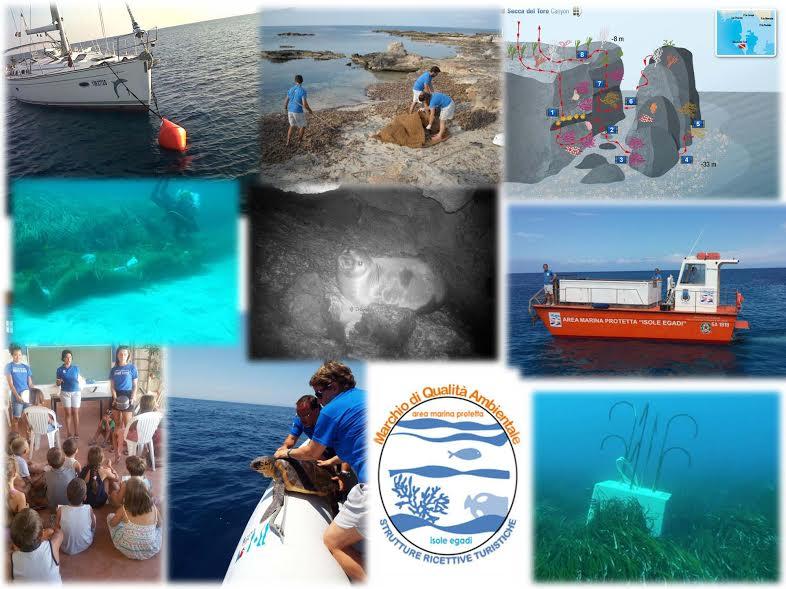 Favignana l 39 amp rilascia 66 certificati di qualit for Buono per servizi turistici