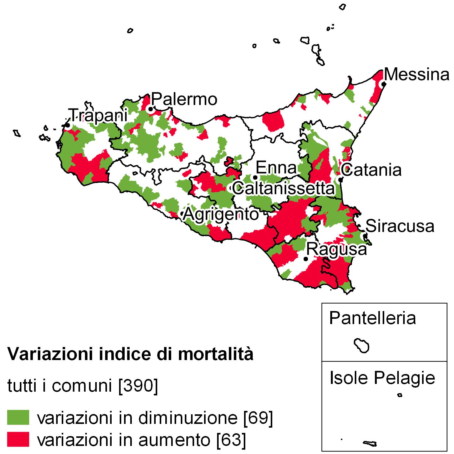 dati epidemiologici sicilia carcinoma prostatico 2020 2