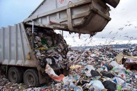 Emergenza rifiuti in Sicilia: