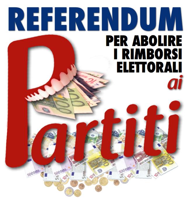 Hanno Finalmente Aboliti I Rimborsi Elettorali: La Beffa Del Referendum Sul Finanziamento Pubblico Ai Partiti