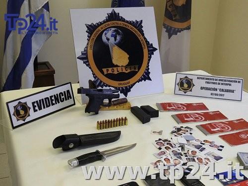 'Ndrangheta, catturato Rocco Morabito. Il boss era in Uruguay