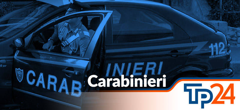 Trapani, tre persone arrestate dai Carabinieri