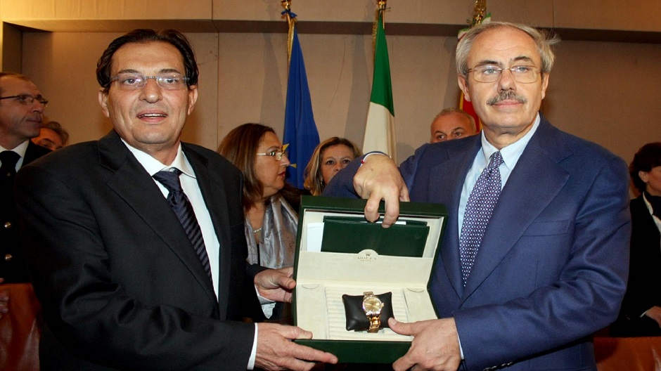 La Corte dei Conti condanna Crocetta eLombardo per la nomina della Monterosso
