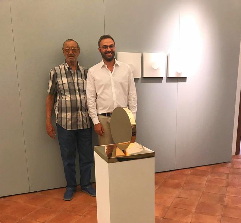 Alcamo, al Museo di Arte Contemporanea la nuova opera del