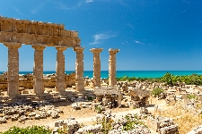 A Selinunte il tour virtuale con l'app Sicilia Archeologica