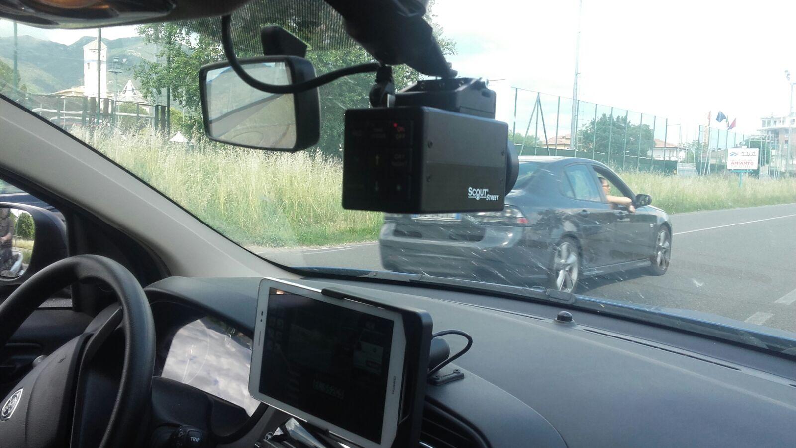 Operazione 'Mercurio Eye Insurance': 3.745 veicoli passati allo screening dalla polizia