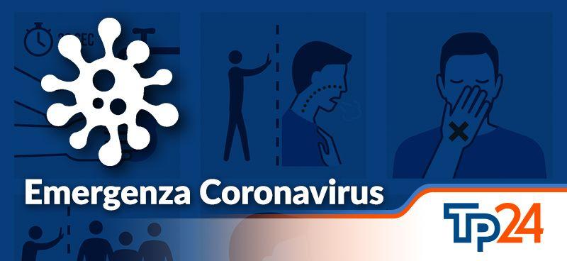 Coronavirus, sono sempre tre i positivi in provincia di Trapani