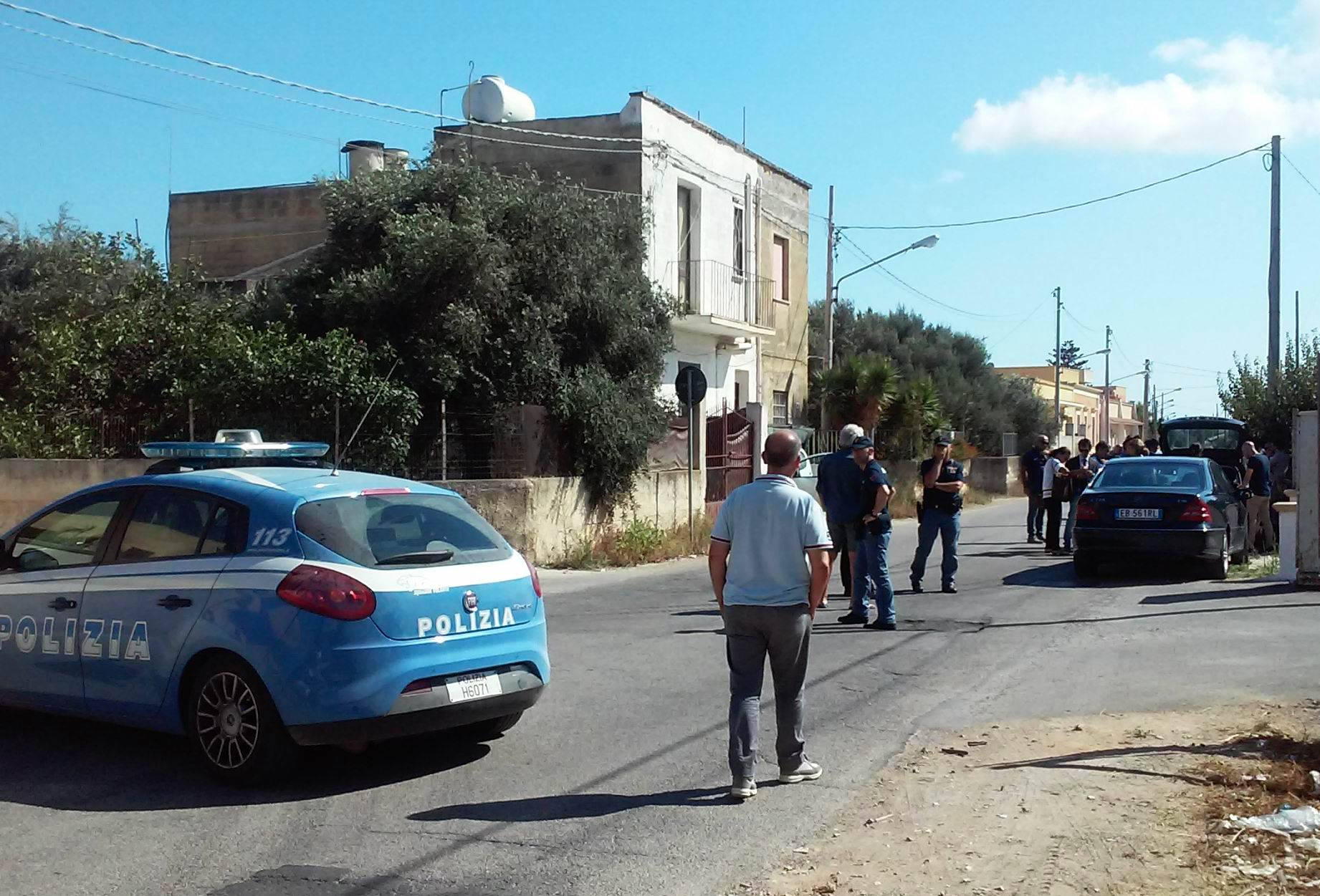 Si chiamava ben saada l 39 assassino della coppia di mazara - Replica porta a porta di ieri ...
