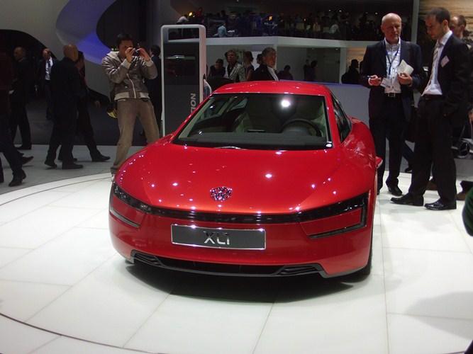 Speciale Salone Di Ginevra 3 Volkswagen Xl1 L Auto Da 100 Km Con