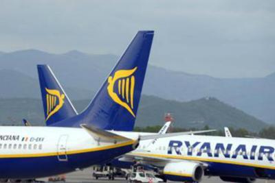 Ryanair cancella 150 voli in Germania domani