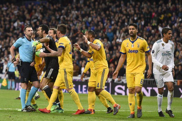 Real Madrid-Juventus, Buffon:
