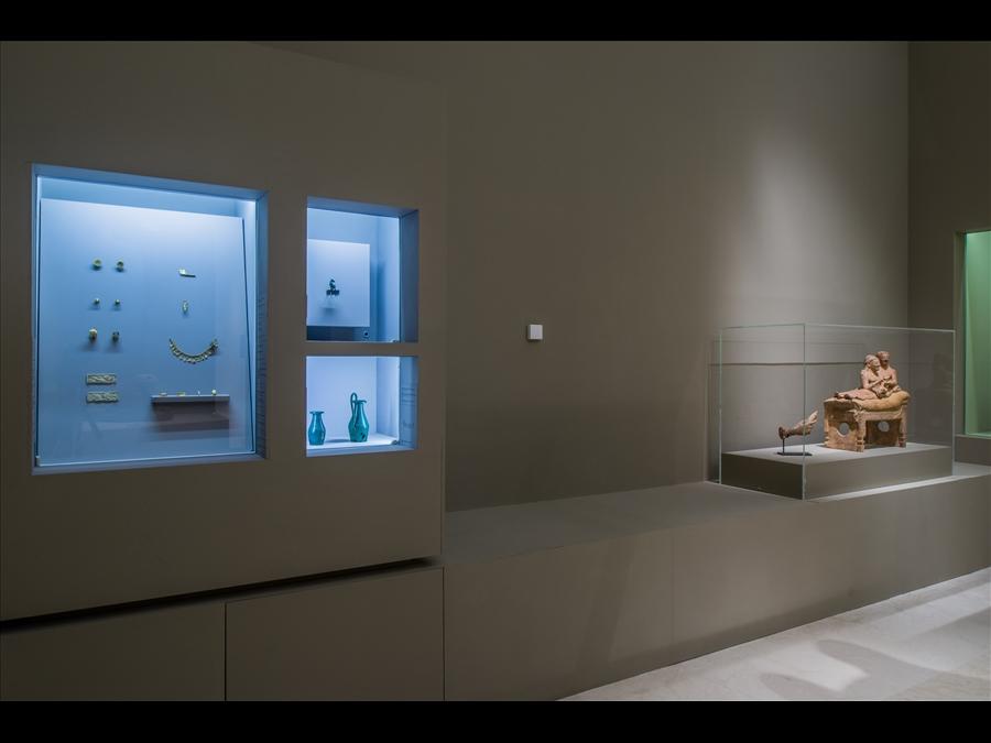 Gli etruschi e il mediterraneo al palazzo delle for Mostra palazzo delle esposizioni