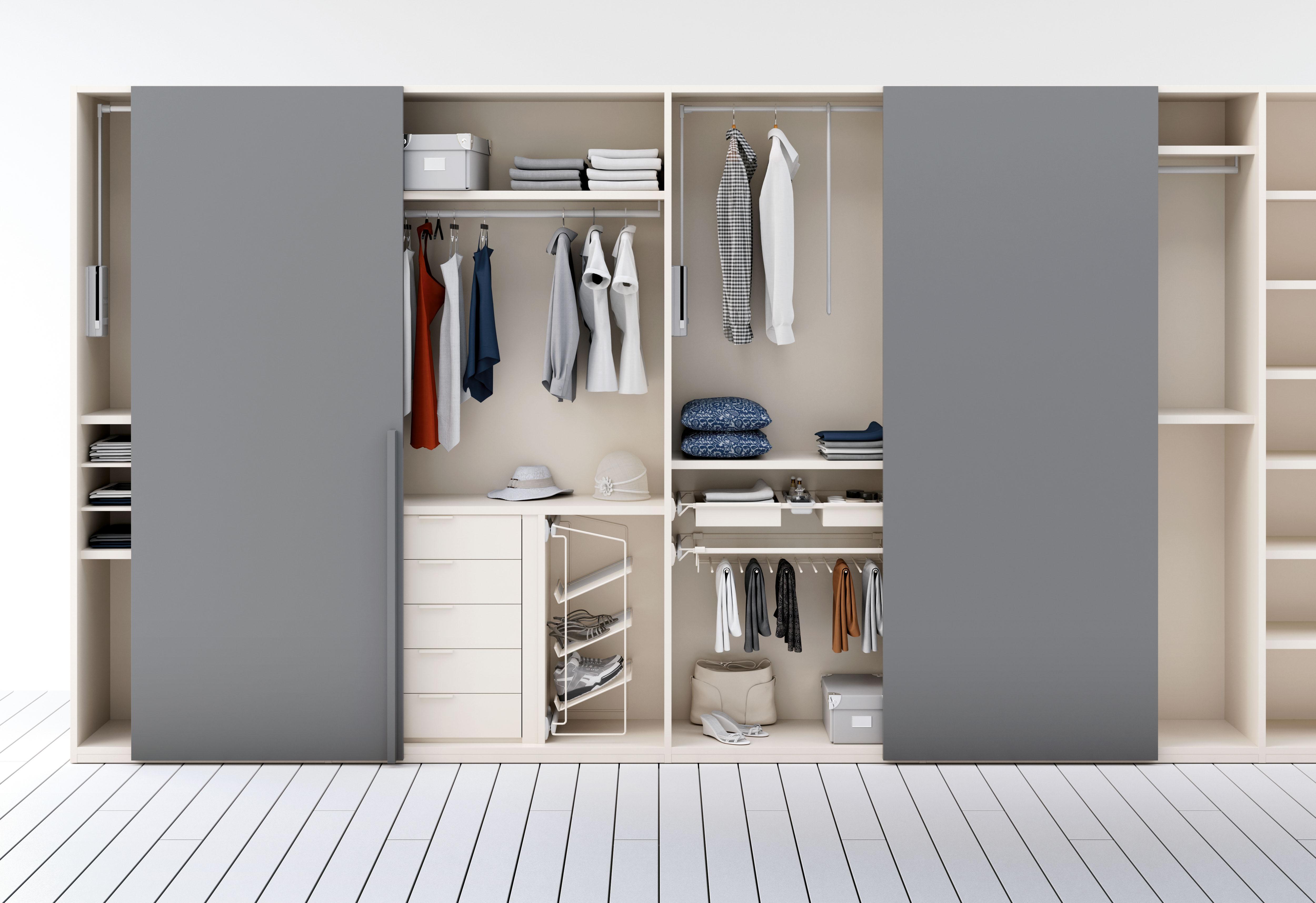 consigli per l 39 arredamento come si posiziona un armadio