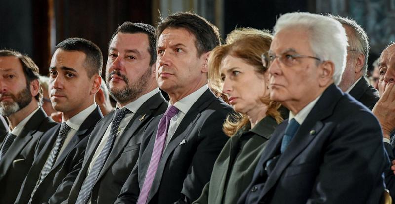 Crisi di governo - Comunicato unitario CGIL CISL UIL