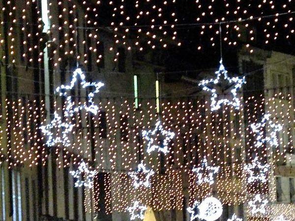 Immagini Natale Movimento.Luminarie Di Natale A Erice E Trapani Una Proposta Del Movimento Cives