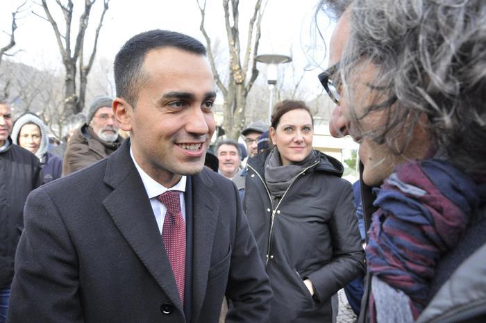 Elezioni di maio m5s ha gi vinto triplicheremo for Parlamentari 5 stelle elenco