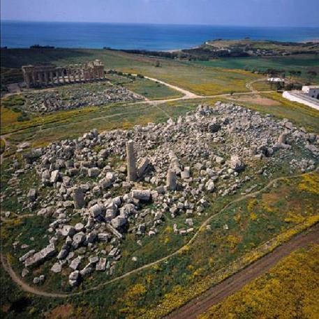 Archeologia: a Selinunte antica rappresentazione di Hekate