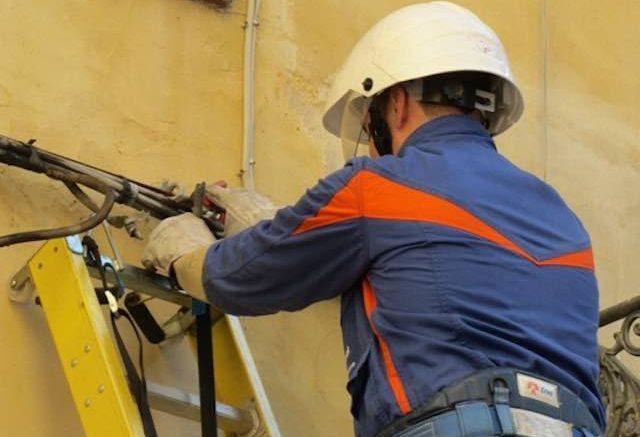 Luned niente energia elettrica nel centro di marsala - Enel richiesta interramento linea ...