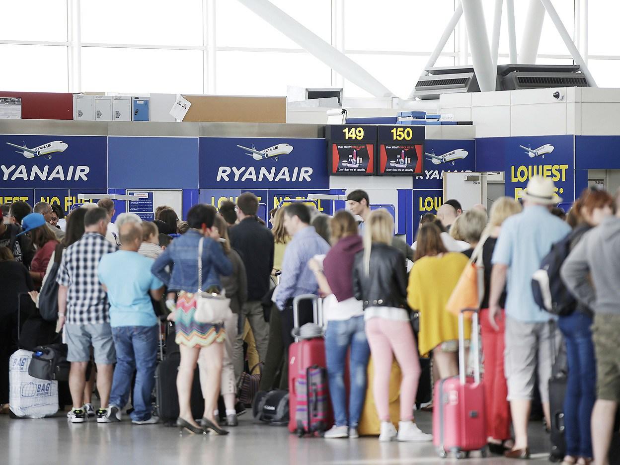 Sciopero Ryanair: oltre 600 voli cancellati tra 25 e 26 luglio