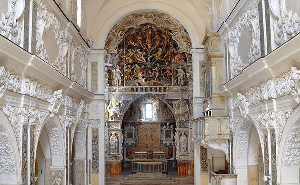 Castelvetrano la chiesa di san domenico inserita nell - Mobili palermo castelvetrano ...