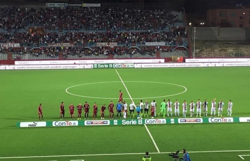 Trapani-Ternana 2-2: Petkovic salva Cosmi