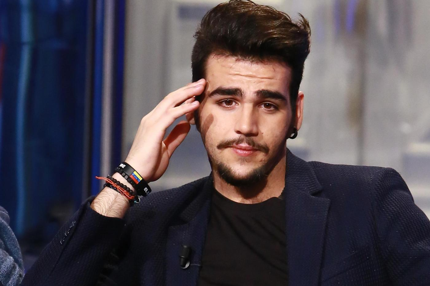 Tips: Ignazio Boschetto, 2017s chic hair style of the cool fun  musician