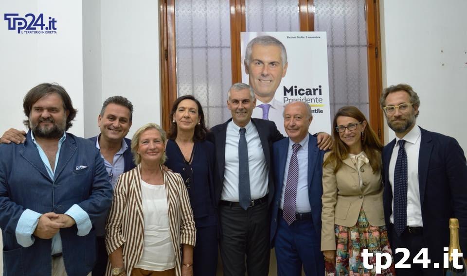 Regionali il tour invisibile di micari oggi cancelleri a for Nuovo parlamento siciliano