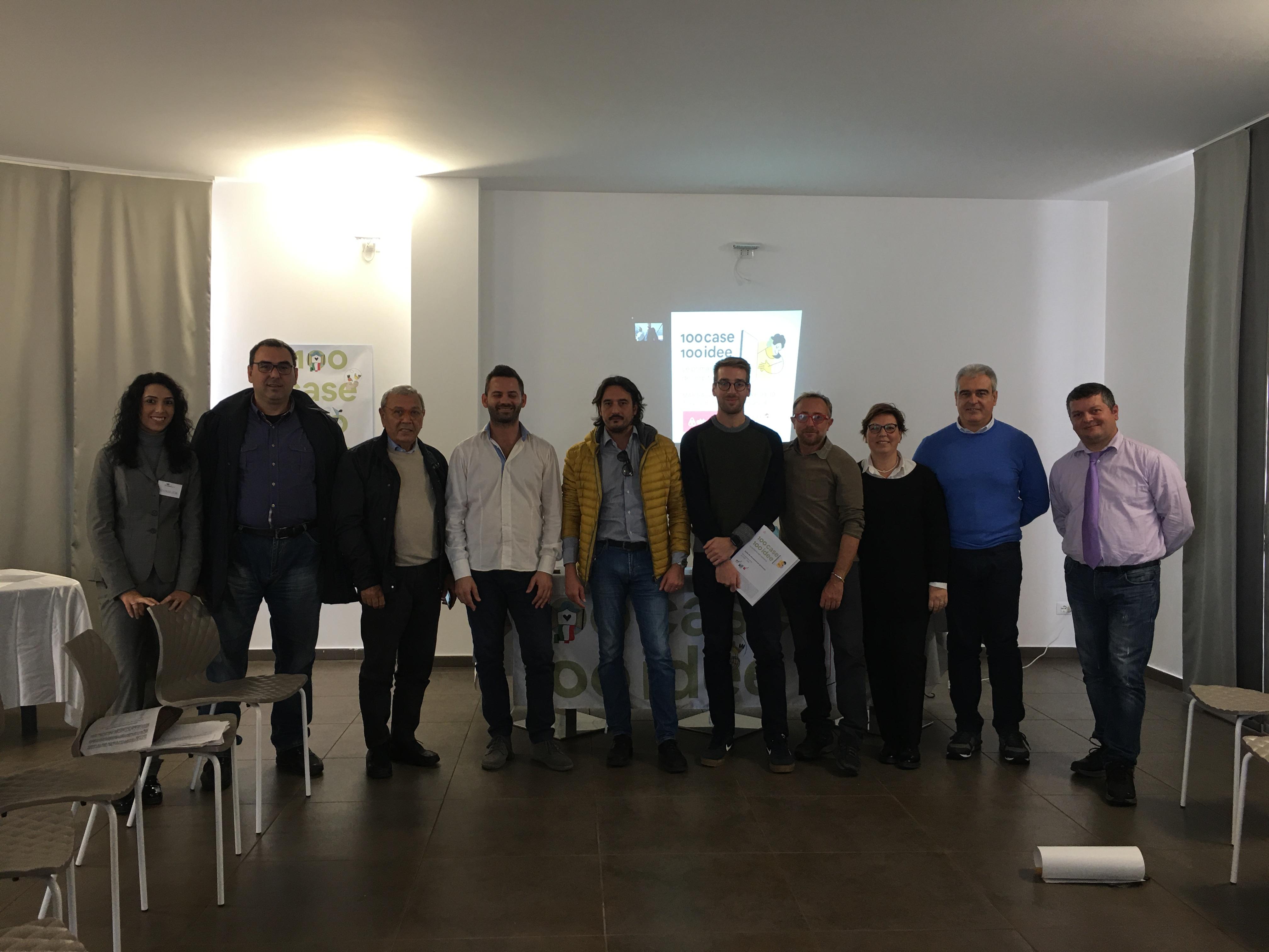 A Marsala l'evento 100 case 100 idee - Tp24