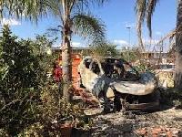 L'arresto dell'uomo che ha dato fuoco all'auto del Sindaco di Gibellina. I particolari