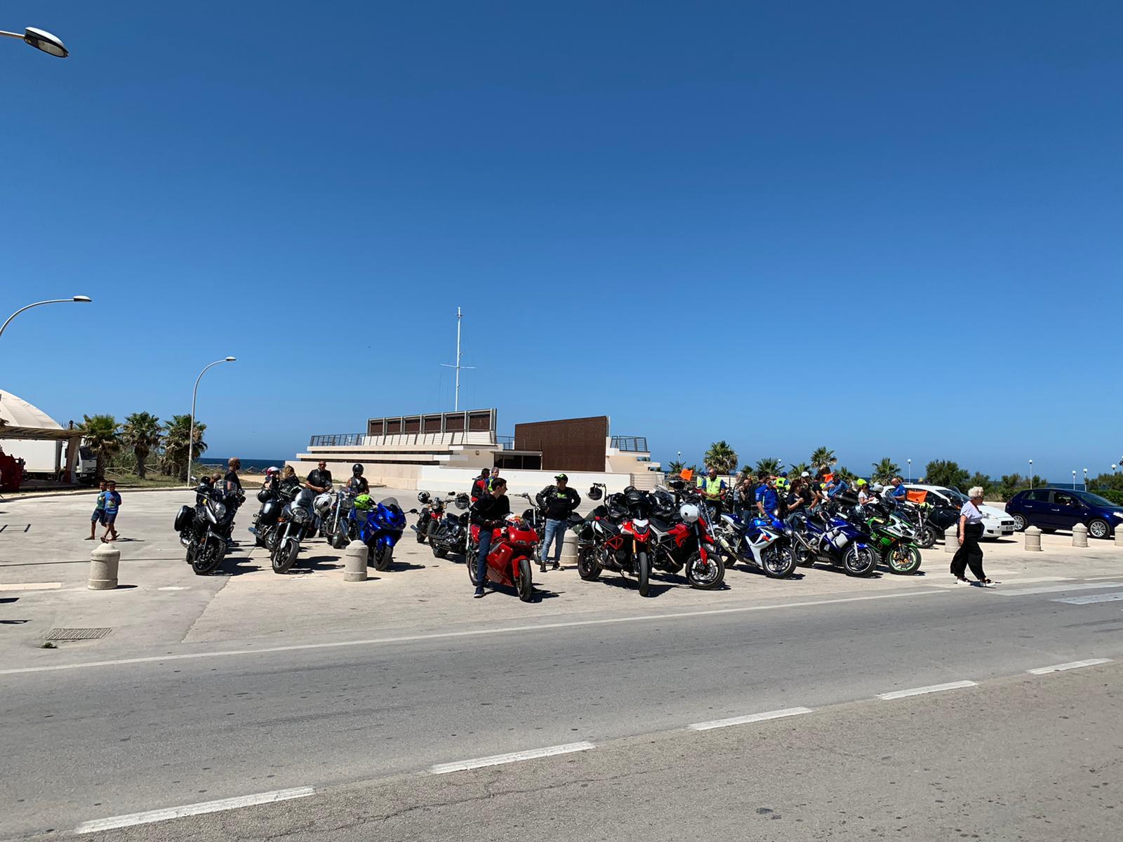 Marsala, oggi il 1° raduno motociclistico in ricordo di Emanuele Giangrande