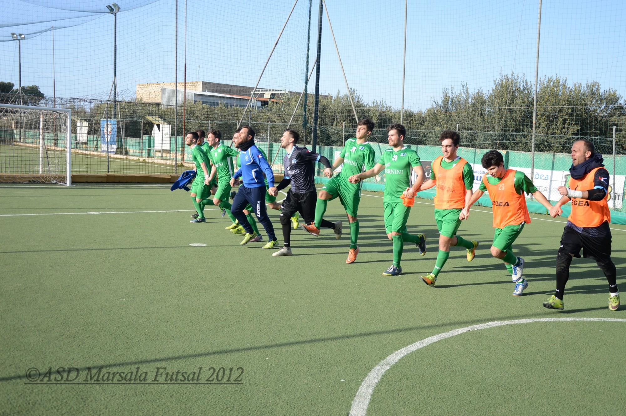Calcio dilettantistico, stop definitivo ai campionati. Calcio a 5, il Marsala Futsal chiude al settimo posto