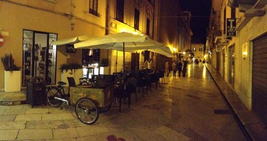 Marsala, scrive Gianvito sul centro storico preso d'assalto dalle