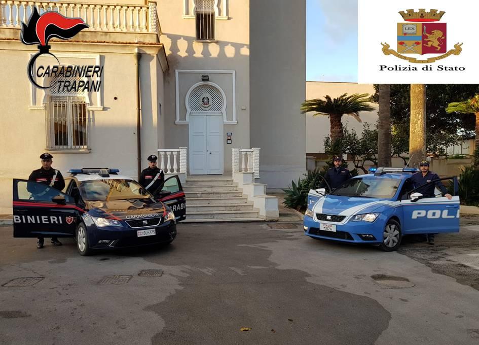 Polizia arresti video