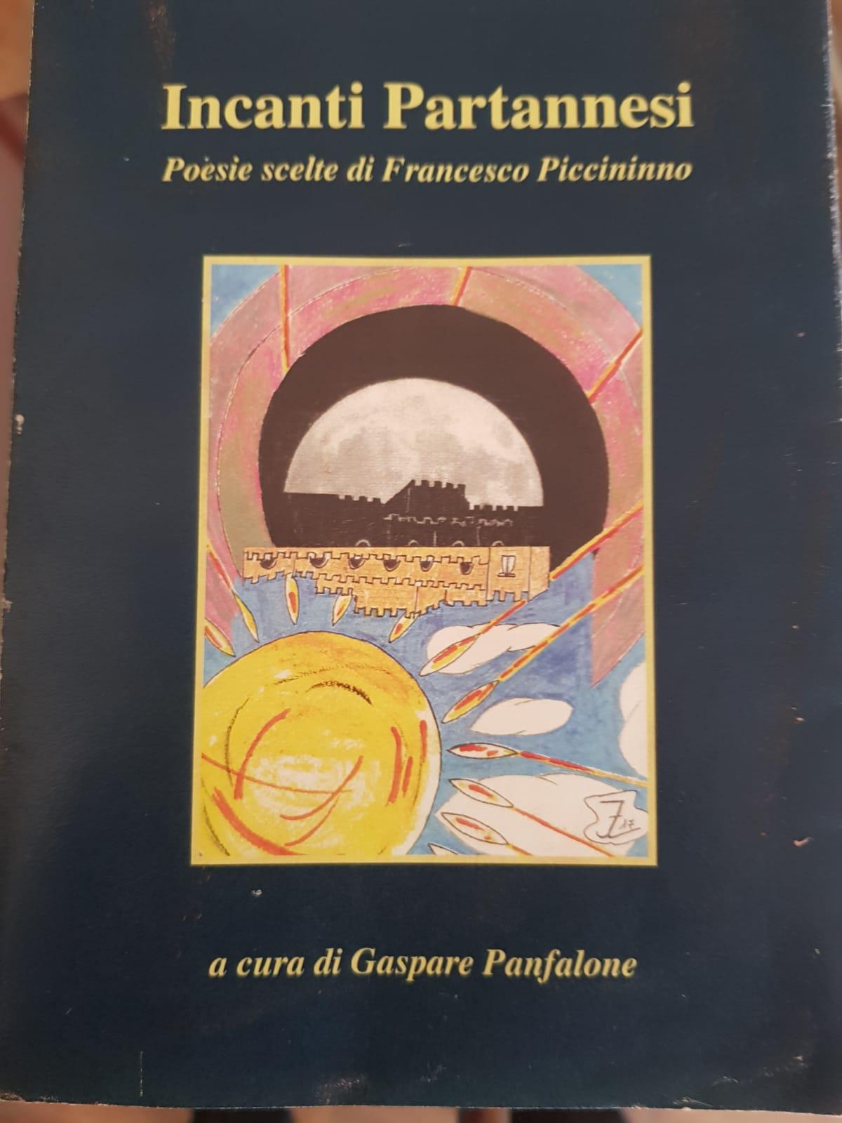 Lettera v di francesco piccininno tratto da incanti for Resoconto tratto da articoli di giornali