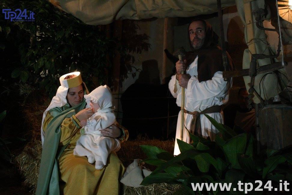 Ad Oliveto Citra un angolo di Betlemme: il 26 dicembre, presepe vivente