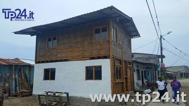 Gli amici del terzo mondo di marsala finanziano la for Come pianificare la costruzione di una casa