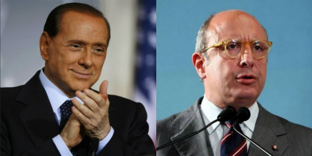 Caos in forza italia berlusconi in campo per armao pd con il dilemma crocetta for Deputati forza italia