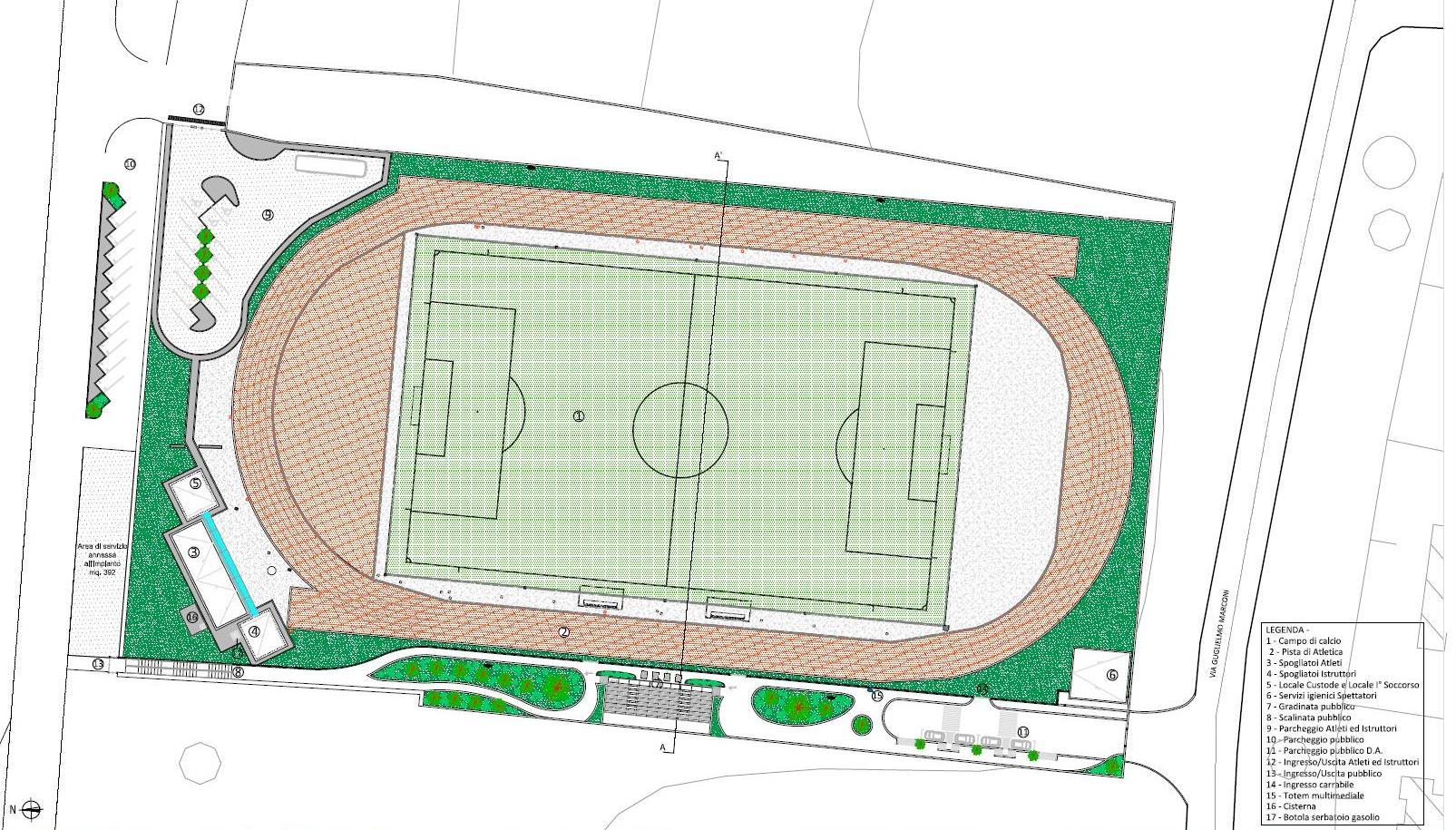 Erice presentato il progetto di riqualificazione dell - Ipoclorito di calcio per piscine ...