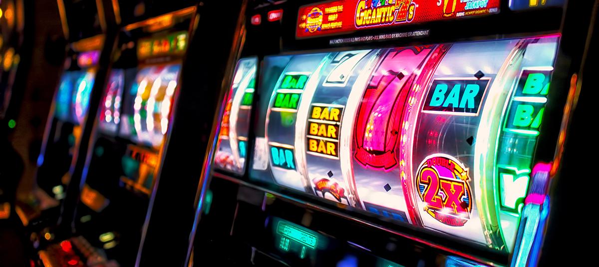 Slot machine vtl
