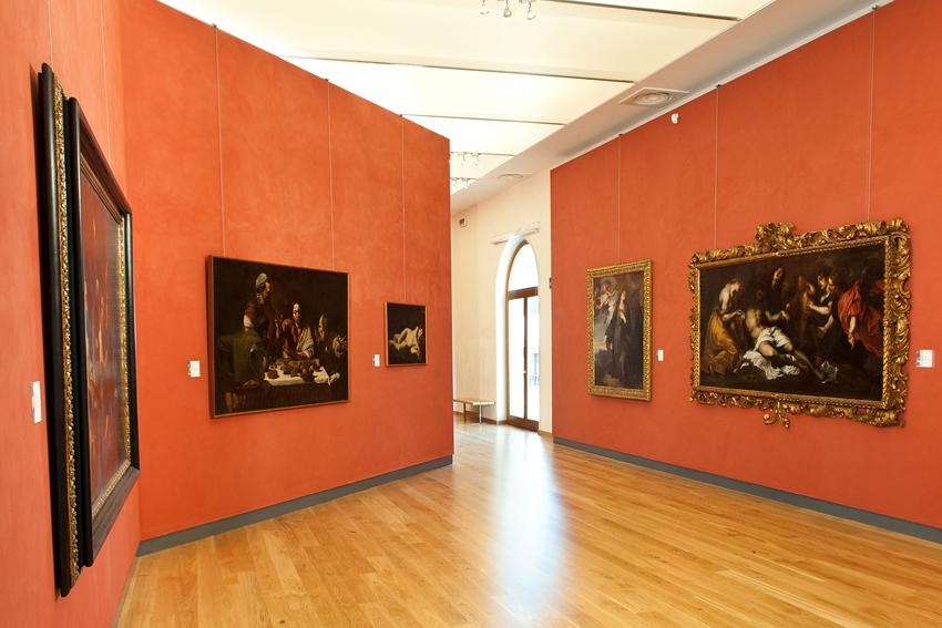 Foto Pareti Colorate : Scrive giorgio dal convento del carmine sulle pareti colorate di
