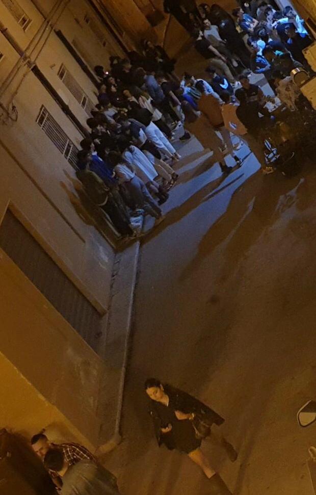 Scrive Guido, sulla movida selvaggia nel centro storico di Marsala