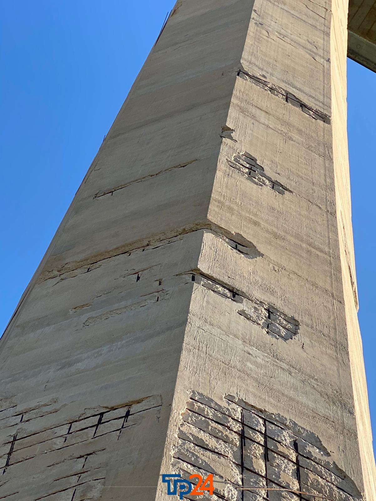 Castellammare del Golfo, richieste verifiche sul ponte Bartolomeo