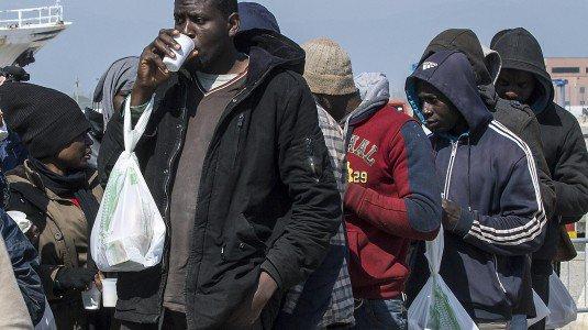 Immigrazione marsala citt dell 39 accoglienza e 39 nona in for Numero senatori e deputati in italia