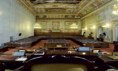 Ars la corte dei conti contesta anomali delle spese a for Gruppi parlamentari