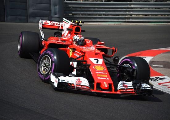 Formula 1, a Montecarlo è prima fila Ferrari. Hamilton eliminato in Q2
