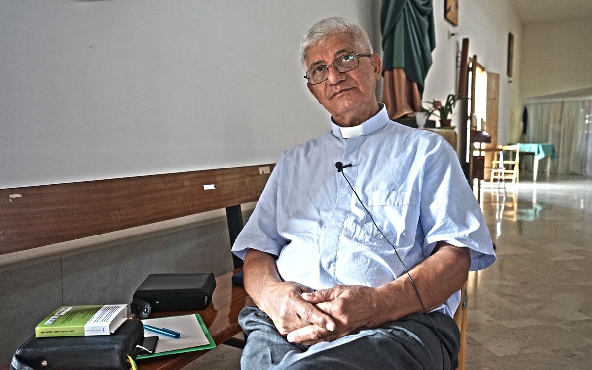 Lutto nella Chiesa a Castelvetrano: è morto Don Baldassare Meli, il parroco di Santa Lucia